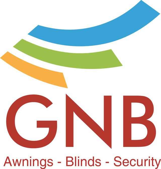 garry neven blinds business logo