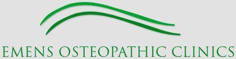 Emens Osteopathy logo