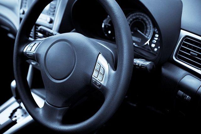 power steering wheel