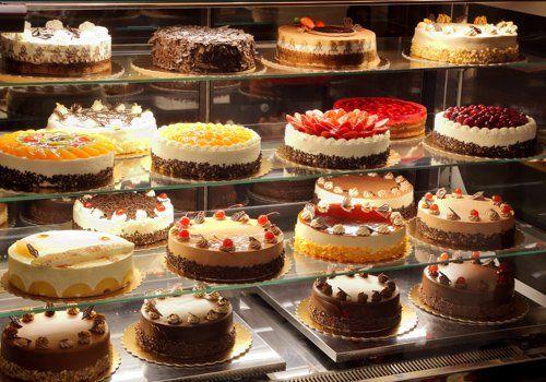torte di diverso tipo presso Panificio Carlo Todaro a Roma