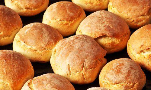 pagnotte di pane all`olio