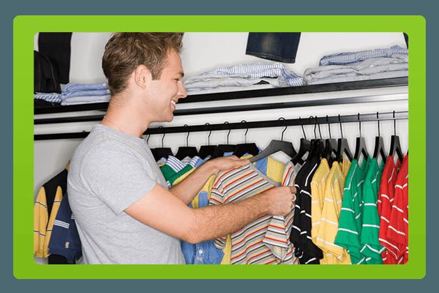 Cash for cast-offs - Birmingham - Recycle Shops - clothes