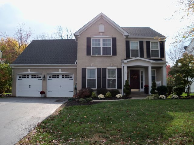Professionally constructed garage doors in West Chester