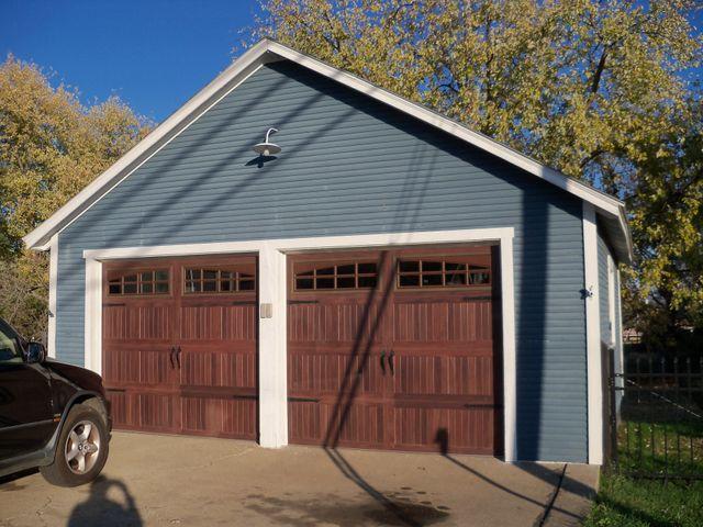 Sample Garage Door Style