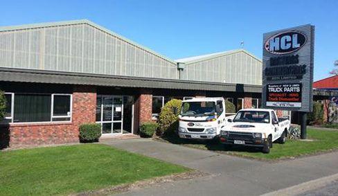 Motor spares workshop in Hastings