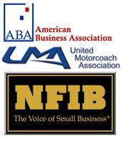 ABA logo and NFIB logo