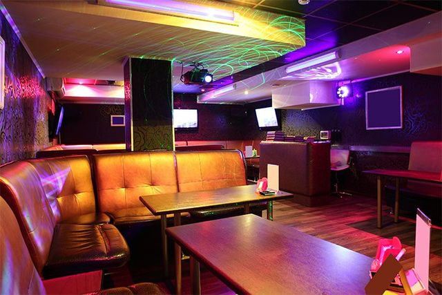 Night club cleaned by professional
