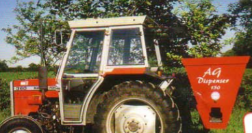 Macchine per l'agricoltura modelli AG