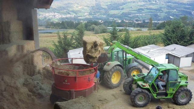 macchine agricole Roto Grind