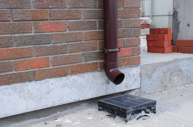 Rain gutter system