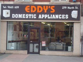 Gas cookers - Bristol - Eddy's Domestic Appliances - Appliances