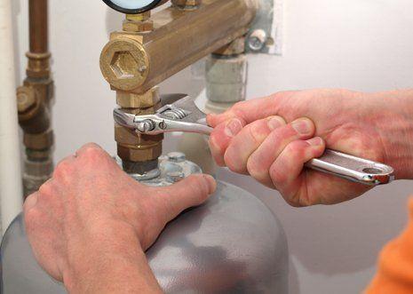 boiler pipe replacement