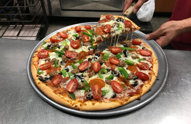 Best New York Style Pizza in Hawaii, made with the freshest ingredients