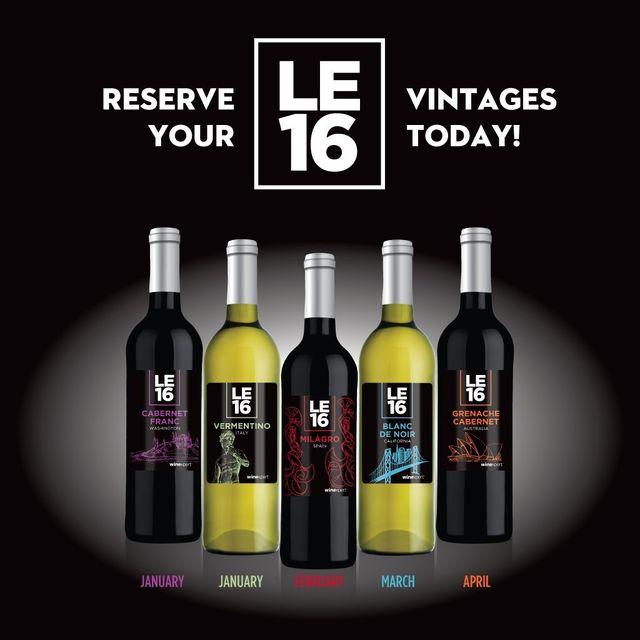 LE 16 Vintages Wines