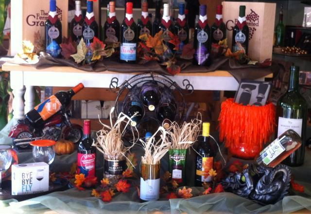 Several bottls of wine in Burnaby