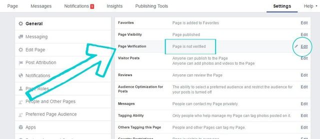 How to Verify Your Facebook Business Page & Other Secret