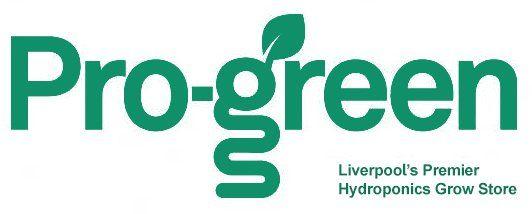 Pro green logo