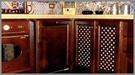 il legno e larte di costruire mobili e serramenti