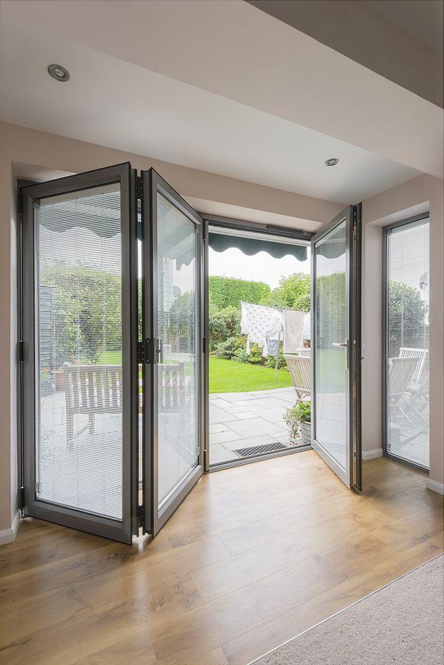 Aluminium Bifold Doors 1