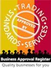 Trading Standards Business Approval logo