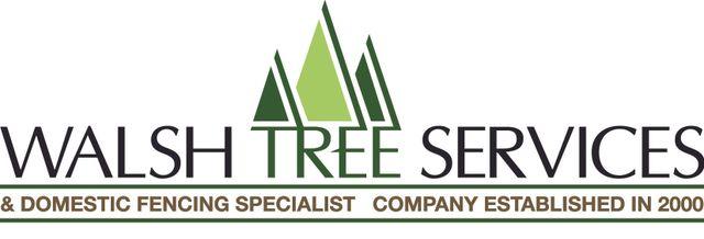 Walsh Tree Services logo