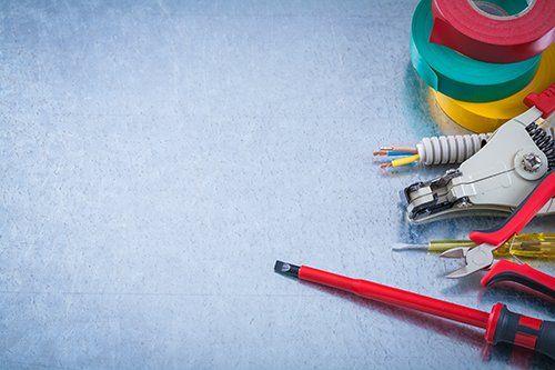 Equipment for electrical repair