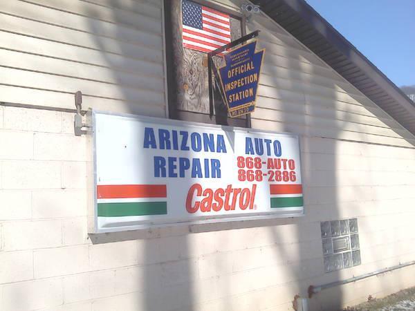 Car repairing in Adrian, PA