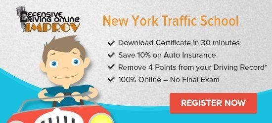 New York State Defensive Driving Course