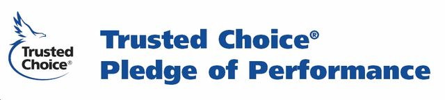 Trusted Choice Pledge of Performance