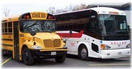 Bus Services - Waldorf, MD - Keller Transportation, Inc