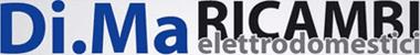 DI.MA RICAMBI ELETTRODOMESTICI  -  LOGO