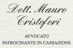 logo Studio Legale Avv. Cristofori Mauro