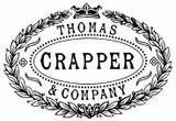 Thomas crapper and company logo