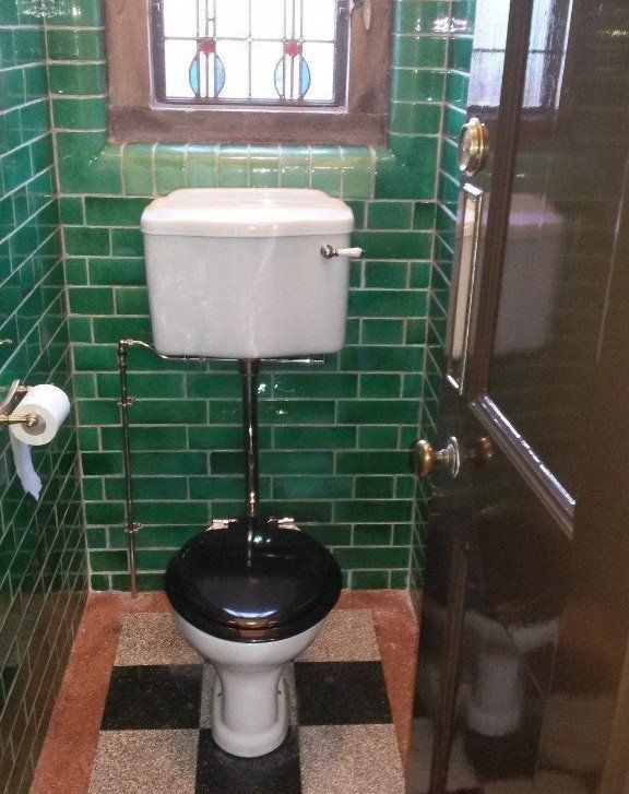 Commercial restoration project by Alscot Bathrooms