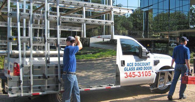 Ace Discount Glass & Door   Austin, TX   Auto, Home, Commercial