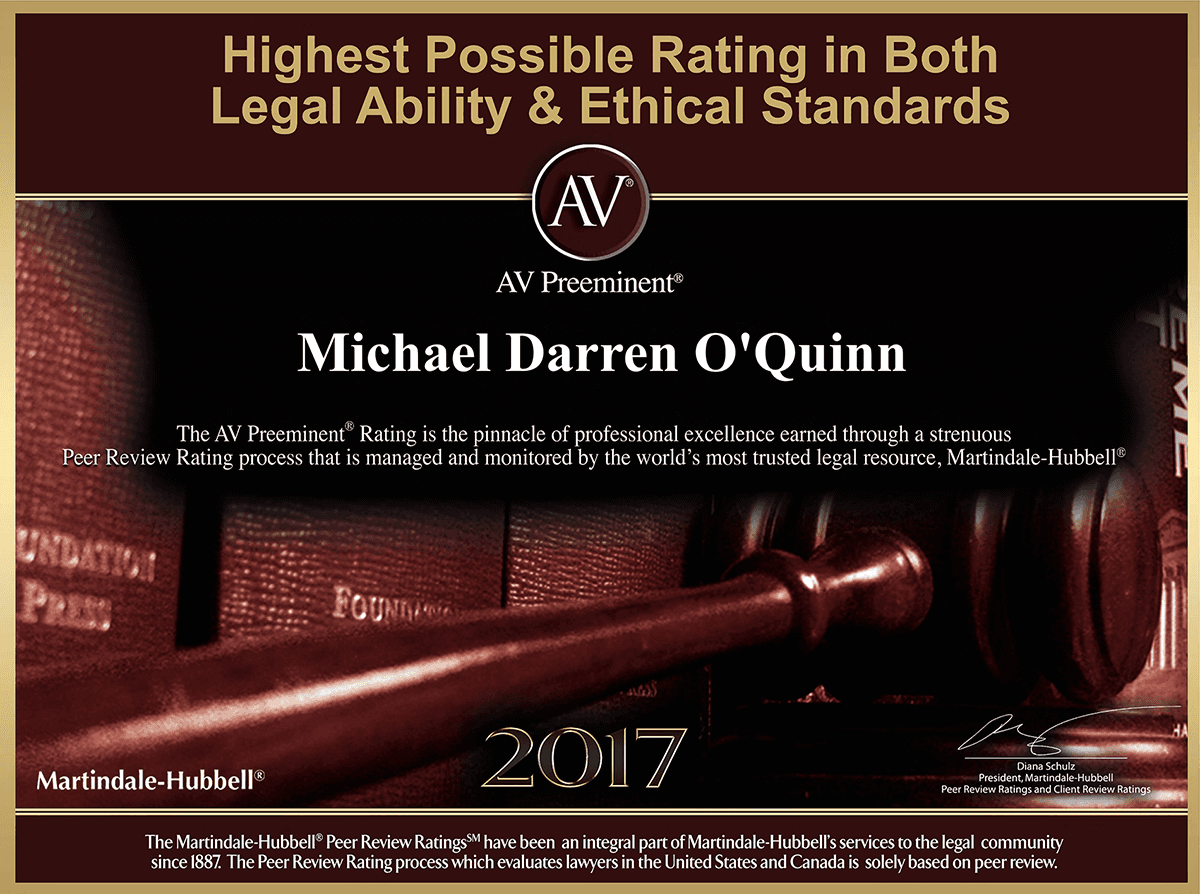 Law Offices of Darren O'Quinn