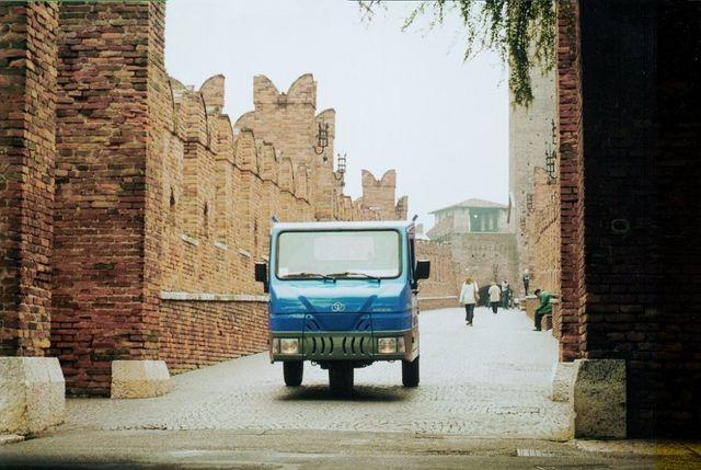 trasporto merci centro storico