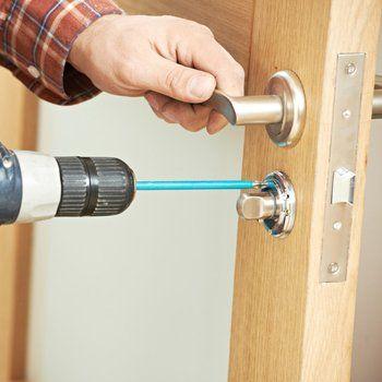 new lock fitting
