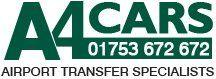 A4 Cars company logo