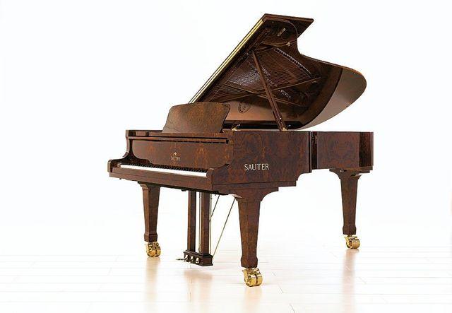 Grand Piano San Mateo, CA