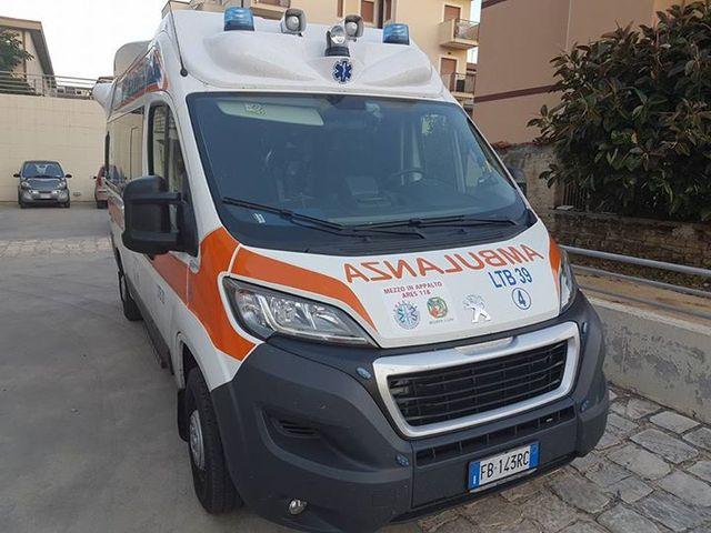 ambulanza dell'attività
