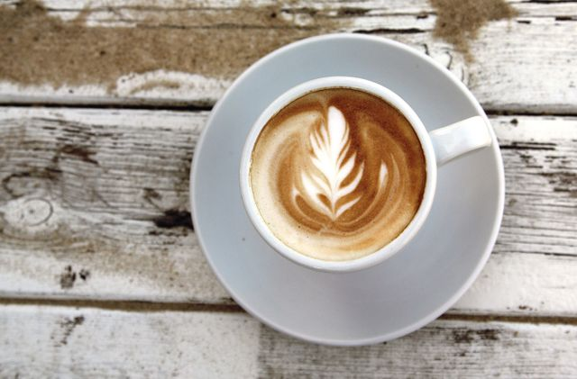 Mug of coffee served in Ballina