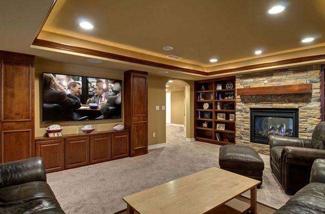 Nichols Electrical Services Rochester NY Custom Basement Remodeling Rochester Ny