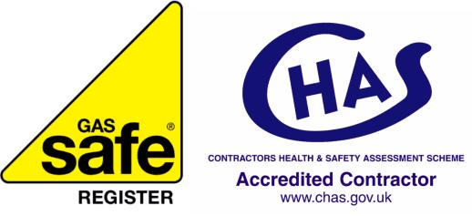 CHAS GasSafe logos