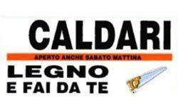 CALDARI LEGNO E FAI DA TE logo