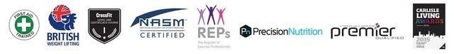BRITISH REPs premier logos