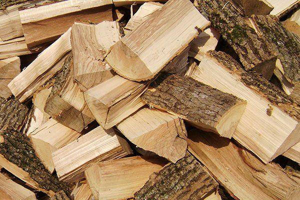 legna sfusa ideale per i svariati utilizzi che questo materiale può avere