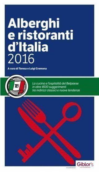 Alberghi e ristoranti d'Italia 2016