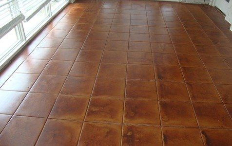 Stained Concrete - Wichita KS | Seal Pro