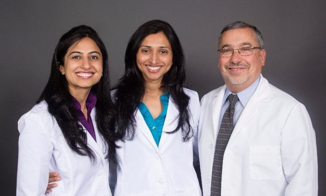 Dr Amlani, Dr Patel, Dr Goldman, Saugus, MA